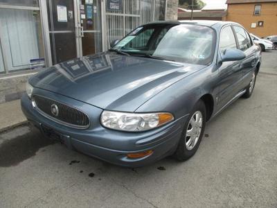 2002 Buick LeSabre Custom for sale VIN: 1G4HP54K124185965