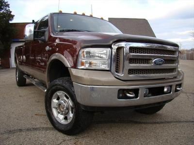 2006 Ford F-350  for sale VIN: 1FTWW31P76EC55424