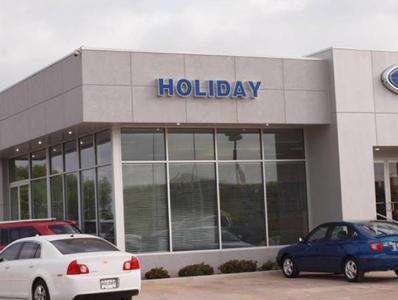 Holiday Ford Image 1