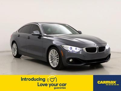 BMW 428 Gran Coupe 2016 for Sale in Naples, FL