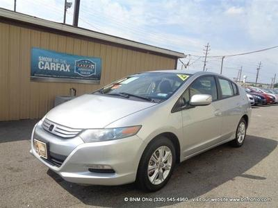 2010 Honda Insight EX for sale VIN: JHMZE2H74AS005082