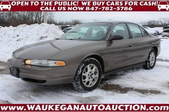 Used 2002 Oldsmobile Intrigue Gx Sedan In Waukegan Il Near