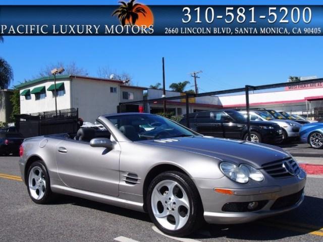 Mercedes Sl500 For Sale >> Used 2005 Mercedes Benz Sl Class Sl500 Roadster Convertible In Santa Monica Ca Auto Com Wdbsk75f65f087401