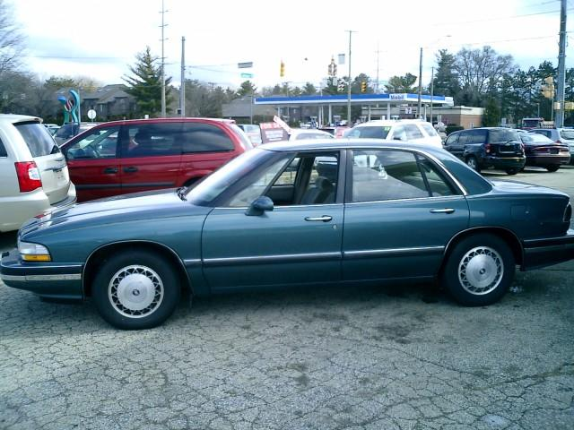 1996 Buick Lesabre >> Used 1996 Buick Lesabre Custom Sedan In Elkhart In Near 46516 1g4hp52k3th451273 Auto Com