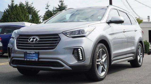 2017 Hyundai Santa Fe for sale in Lynnwood