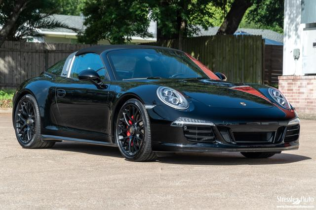 Used 2016 Porsche 911 Targa 4 Gts Convertible In Austin Tx Near