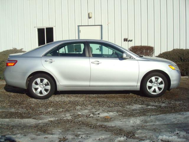 Used 2009 Toyota Camry Le Sedan In York Me Near 03909