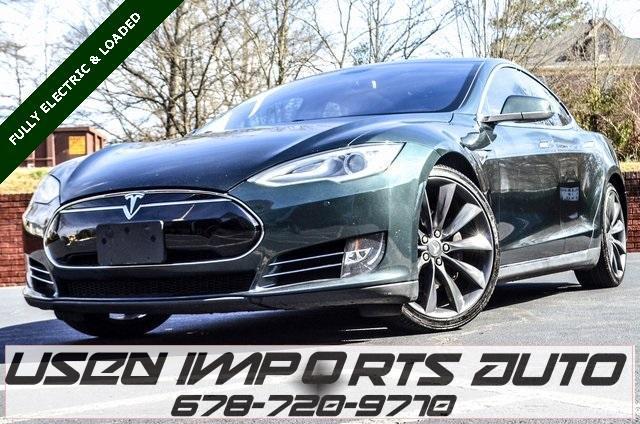 Used Tesla Model S Base Sedan In Roswell GA Near - 2013 tesla model s base