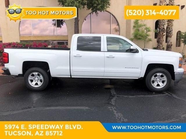 2015 Chevrolet Silverado 1500 a la venta en Tucson, AZ - Image 1