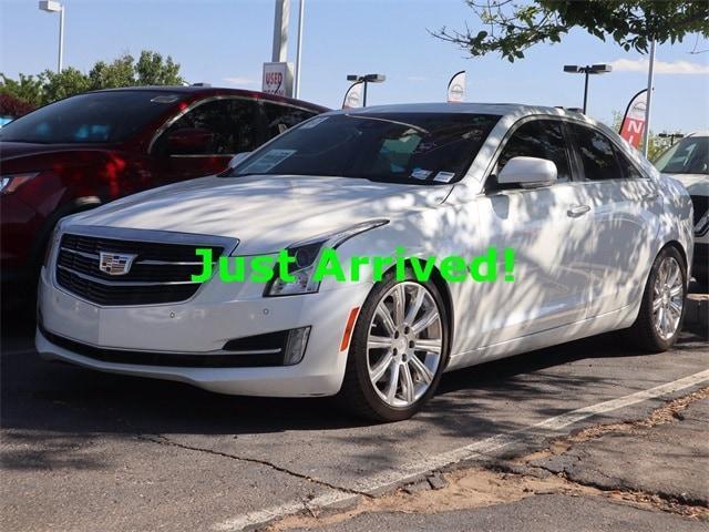 2017 Cadillac ATS a la venta en Albuquerque, NM - Image 1