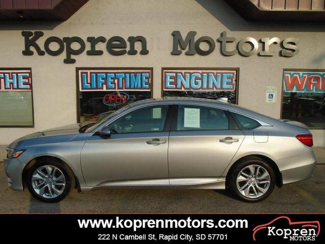 2018 Honda Accord for Sale in Rapid City, SD - Image 1