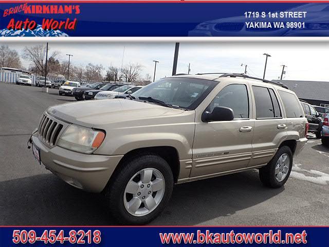 2001 Jeep Grand Cherokee for Sale in Yakima, WA - Image 1