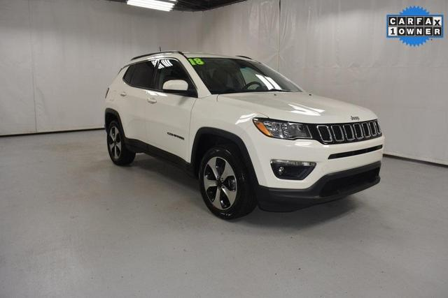 2018 Jeep Compass a la venta en New Castle, PA - Image 1