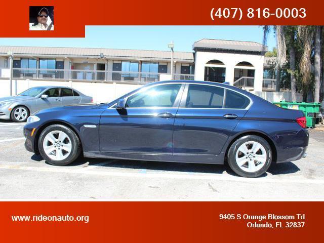 2012 BMW 528 for Sale in Orlando, FL - Image 1