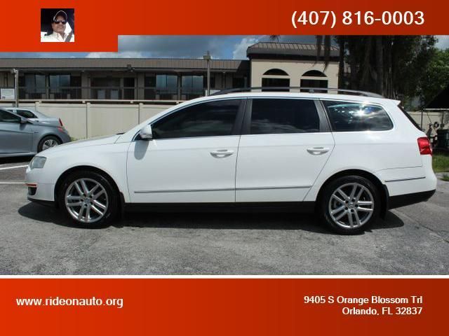 2008 Volkswagen Passat for Sale in Orlando, FL - Image 1