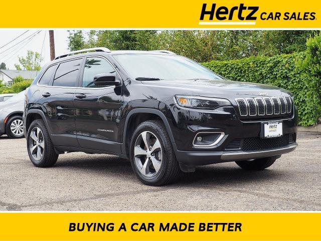 2019 Jeep Cherokee for Sale in Costa Mesa, CA - Image 1
