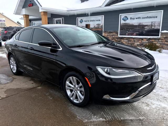 2017 Chrysler 200 for Sale in Kearney, NE - Image 1
