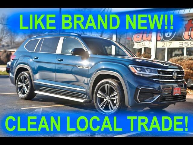 2021 Volkswagen Atlas for Sale in Champaign, IL - Image 1