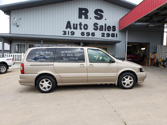 Oldsmobile Silhouette 2003 for Sale in Lockridge, IA