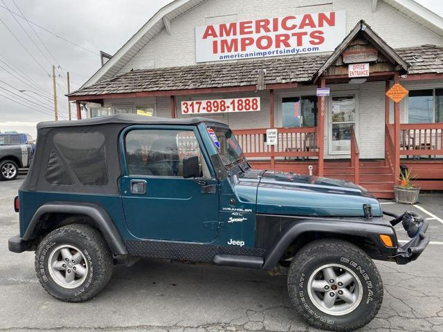 1997 Jeep Wrangler for Sale in Indianapolis, IN - Image 1