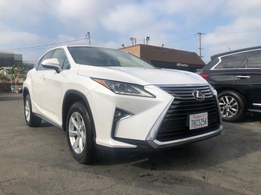 Lexus Los Angeles >> Used 2016 Lexus Rx 350 Base Suv In Los Angeles Ca Near 90006 2t2zzmca9gc006089 Auto Com
