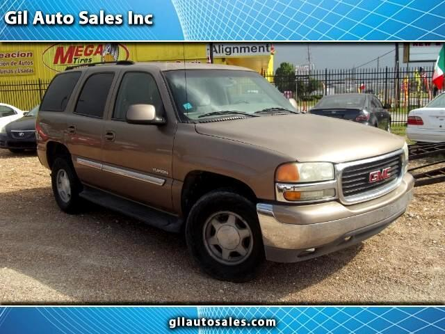 2003 GMC Yukon for Sale in Houston, TX - Image 1
