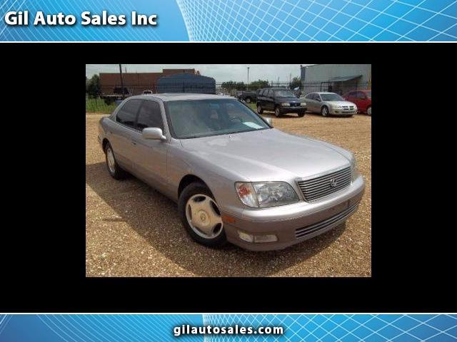 1998 Lexus LS 400 for Sale in Houston, TX - Image 1