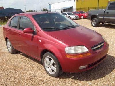 2006 Chevrolet Aveo for Sale in Houston, TX - Image 1