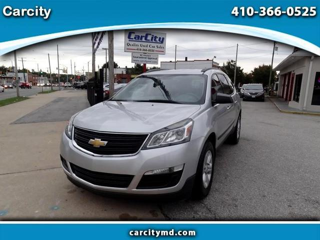 2014 Chevrolet Traverse for Sale in Baltimore, MD - Image 1
