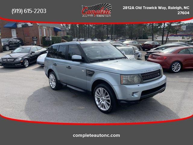 2011 Land Rover Range Rover Sport for Sale in Raleigh, NC - Image 1