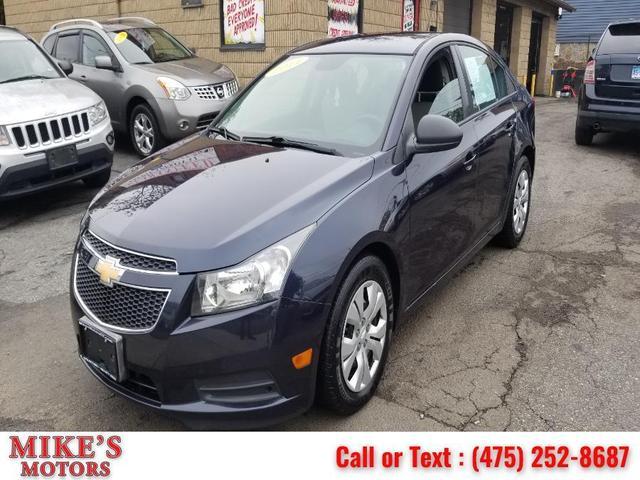 2014 Chevrolet Cruze for Sale in Stratford, CT - Image 1