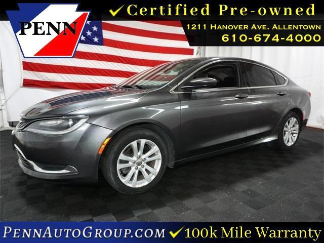 2016 Chrysler 200 for Sale in Allentown, PA - Image 1