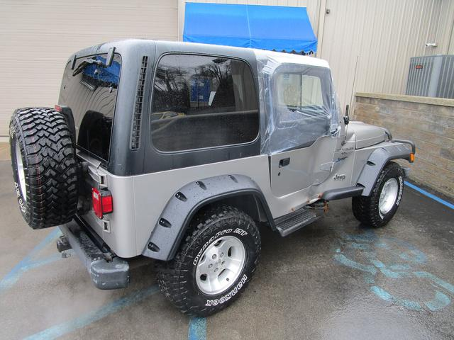Jeep Wrangler 2000 for Sale in Mount Pleasant, PA