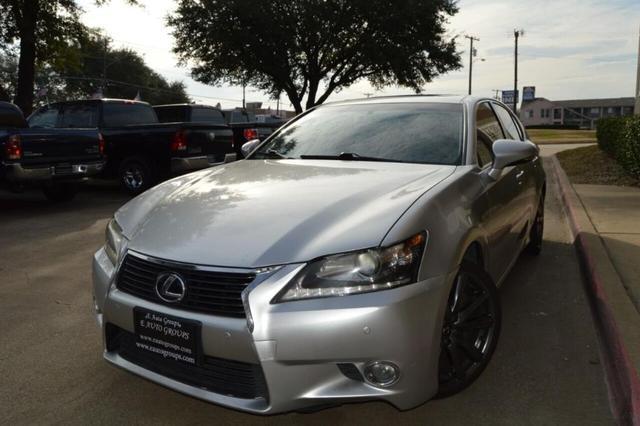 2013 Lexus GS 350 a la venta en Dallas, TX - Image 1