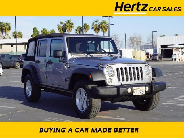 2018 Jeep Wrangler JK Unlimited a la venta en San Diego, CA - Image 1