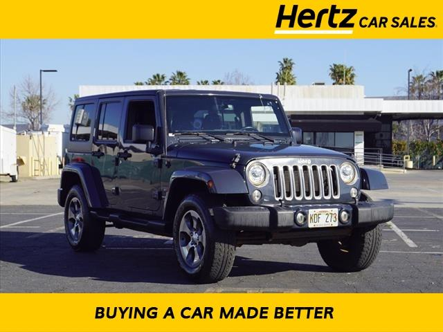 2018 Jeep Wrangler JK Unlimited for Sale in San Diego, CA - Image 1