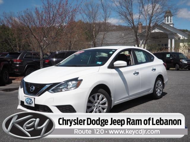 2019 Nissan Sentra a la venta en Lebanon, NH - Image 1
