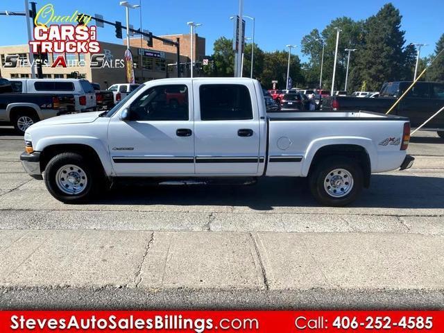 2001 Chevrolet Silverado 1500 for Sale in Billings, MT - Image 1