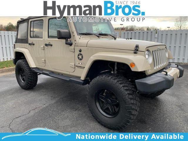 2017 Jeep Wrangler Unlimited for Sale in Midlothian, VA - Image 1