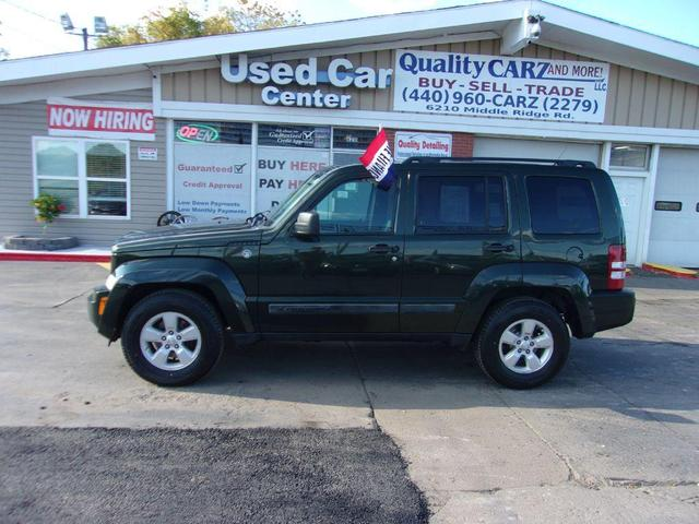 2010 Jeep Liberty for Sale in Lorain, OH - Image 1