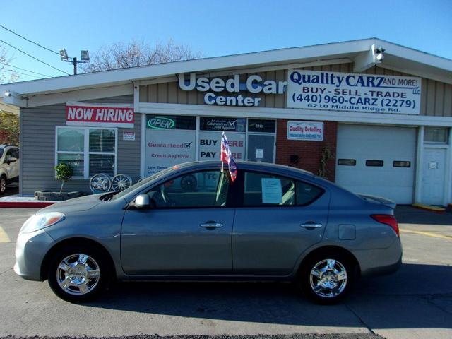 2013 Nissan Versa for Sale in Lorain, OH - Image 1