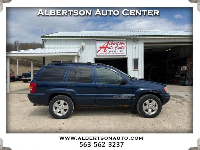 2001 Jeep Grand Cherokee for Sale in Spillville, IA - Image 1