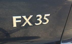 2008 INFINITI FX35 for Sale in North Franklin, CT - Image 1
