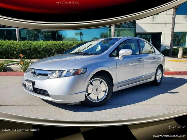 2006 Honda Civic Hybrid for Sale in El Cajon, CA - Image 1