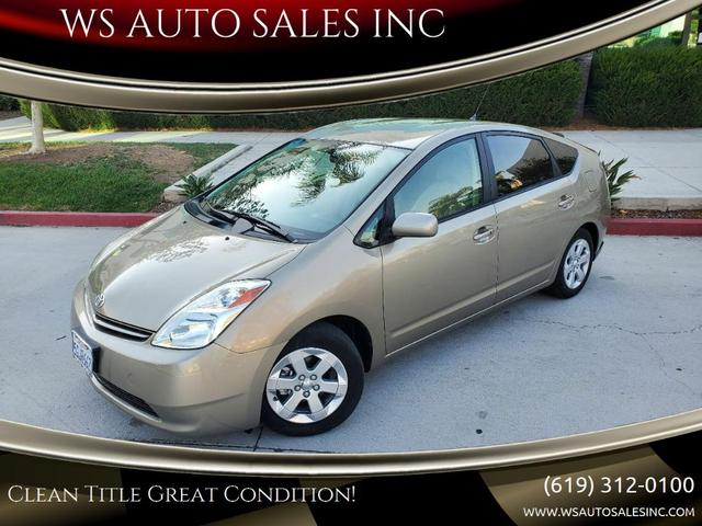 2004 Toyota Prius for Sale in El Cajon, CA - Image 1