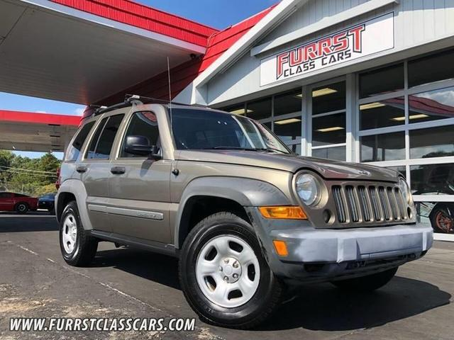 Jeep Liberty 2006 for Sale in Charlotte, NC