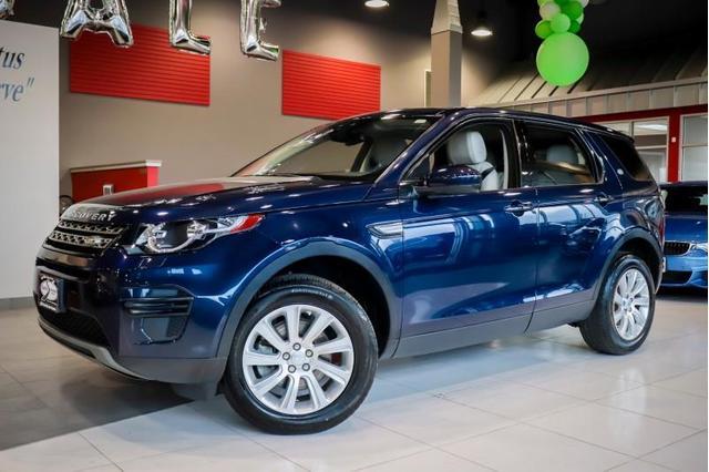 2017 Land Rover Discovery Sport a la venta en Springfield, NJ - Image 1