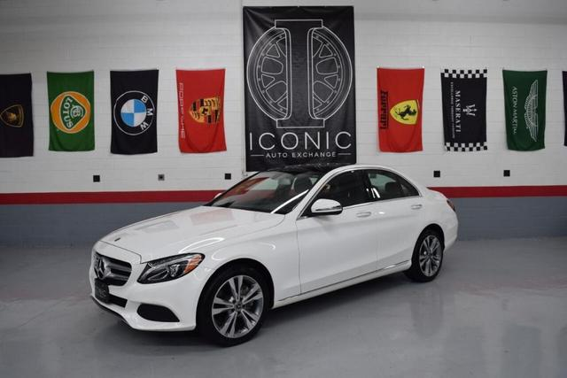 2018 Mercedes-Benz C-Class for Sale in Concord, NC - Image 1