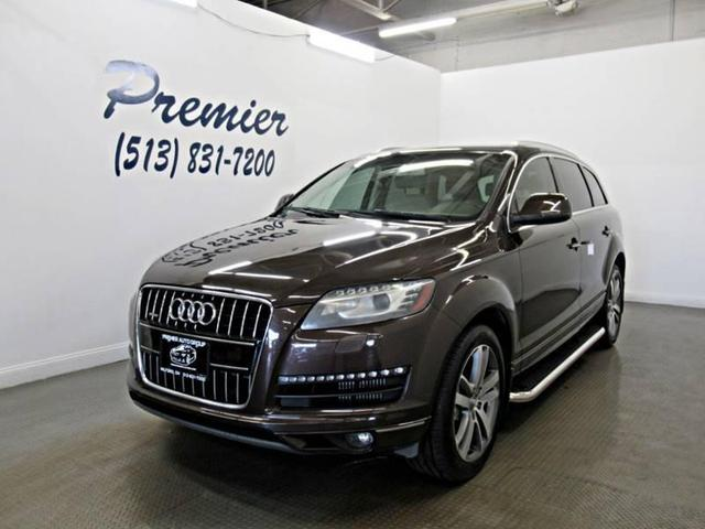 2011 Audi Q7 for Sale in Milford, OH - Image 1