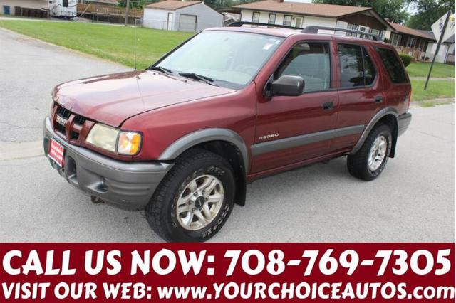 2003 Isuzu Rodeo for Sale in Posen, IL - Image 1